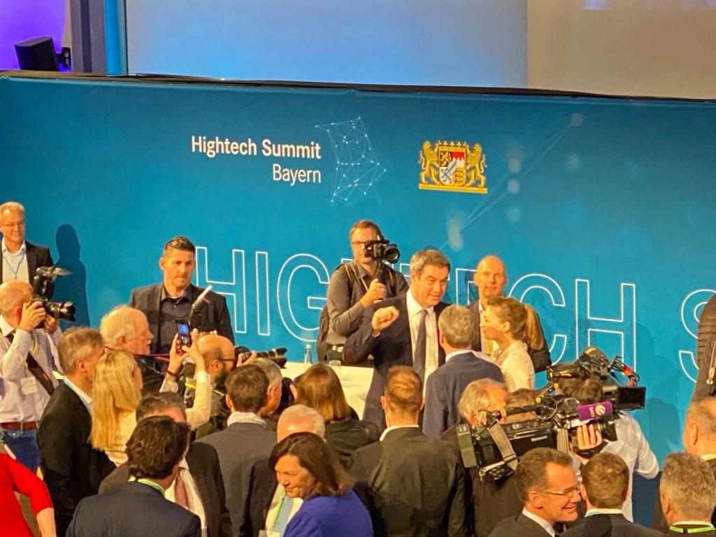 Livestream einer Pressekonferenz